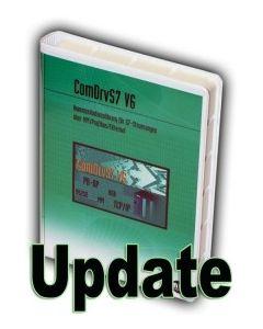 M005.047 Update auf ComDrvS7 Lite- Lizenz für 1 Entwickler