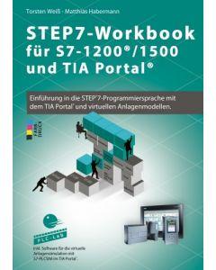 S7WTIA Buch STEP7-Workbook S7-1500/1200 und TIA Portal