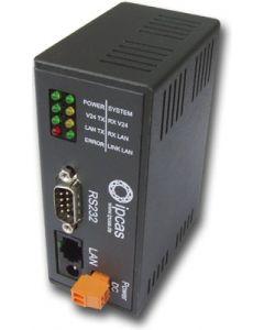 IP-0202014-H24 ipEther232 mit RS232 Schnittstelle - Hutschienengerät 18 - 36 V DC