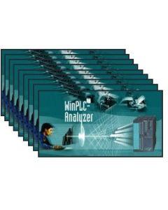 M006.020-U Update WinPLC-Analyzer  - 10er Firmenlizenz
