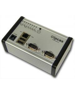 IP-0202035 Seriell zu USB Konverter mit RS232 Schnittstelle - Tischgerät 9V DC