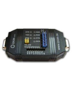 IP-0202021 RS-232 Schnittstellentester Mit Überspannungsschutz